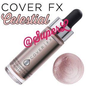 COVER FX Custom Enhancer Drops Celestial Pearl